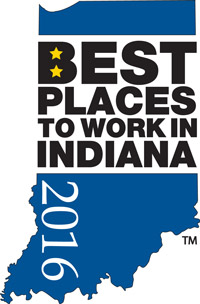 Best Places to Work in Indiana - 2016