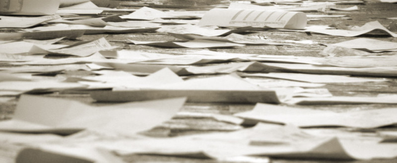 Paper Free: The Benefits of Going Paperless in Your Office
