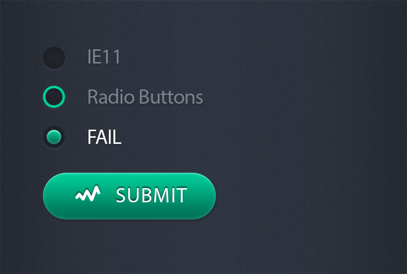 IE11 Not Submitting My Radio Button in Label   SmartFile