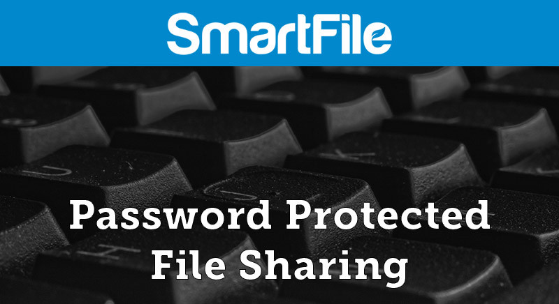 password protected file sharing