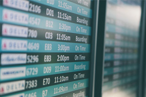 outsourcing transition period - travel