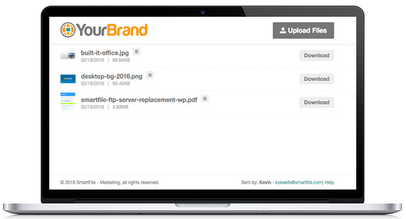 SmartFile Hack: Add a File Upload Link in Your Email Signature