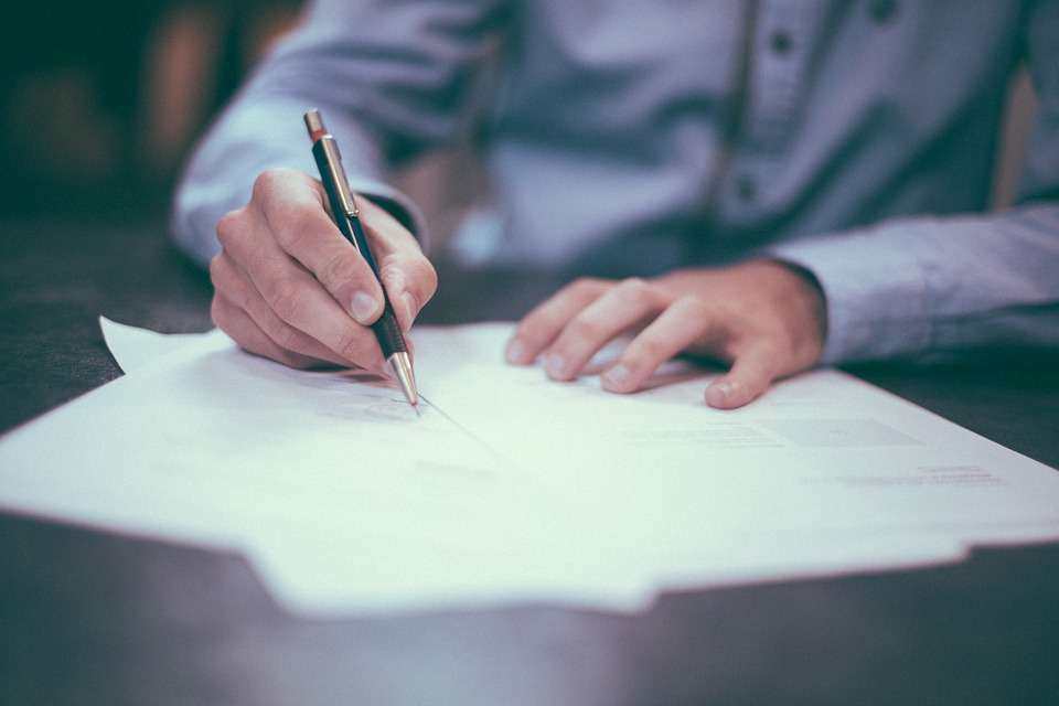 Secure Tax Document Sharing for Grant Writers