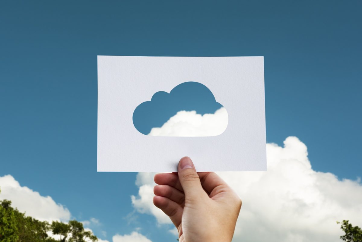 cloud-based storage for small business