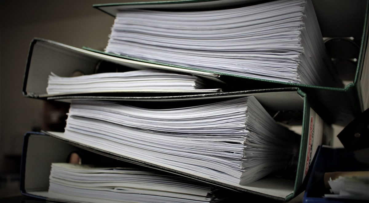 How to Transition to a Paperless Office