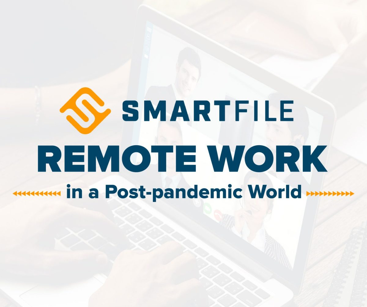 Remote Work in a Post-Pandemic World [Infographic]
